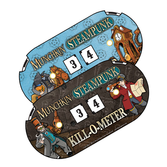 Munchkin: Steampunk Kill-o-meter (Exp.)