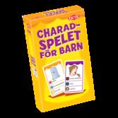 Charadspelet för barn, resespel