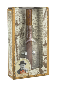 Great Minds: Churchill's Cigar And Whisky Bottle Puzzle