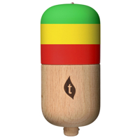 Terra Kendama - The Pill - Rasta Silk