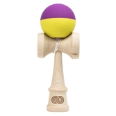Kaizen 2.0 - Maple - Half Split - Purple and Yellow - Silk