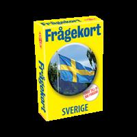 Frågekort: Sverige
