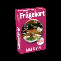 Frågekort: Mat & Vin