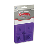 Star Wars: X-Wing Miniatures Game - Purple Bases and Pegs (Exp.)