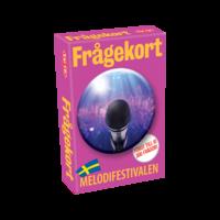 Frågekort: Melodifestivalen