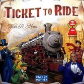 Skadat: Ticket To Ride (Eng.)