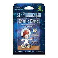 Star Munchkin: Cosmic Demo (Exp.)