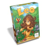 Leo går till frisören