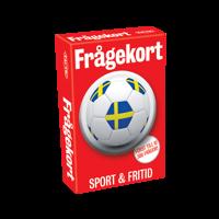 Frågekort: Sport & Fritid