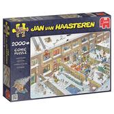 Jan van Haasteren Pussel - Christmas Eve 2000 bitar