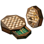 Travel Chess Set Octagon (10mm)