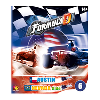Formula D: Circuits 6 – Austin & Nevada Ride (Exp.)
