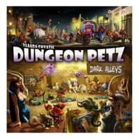Dungeon Petz: Dark Alleys (Exp.)