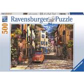 Ravensburger Pussel - Hjärtat av Provence 500 bitar