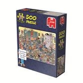 Jan van Haasteren Pussel - Find the Mouse 500 bitar