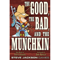 Munchkin: The Good, The Bad And The Munchkin