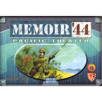 Memoir 44: Pacific Theater (exp)