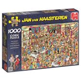 Jan van Haasteren Pussel - Happy Birthday 1000 bitar