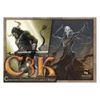 Kemet C3K: Creatures Crossover Cyclades