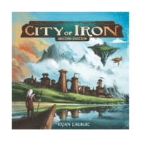 City of Iron - 2nd ed
