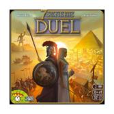 Skadat: 7 Wonders - Duel (Swe)