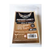 """Magnum Ultra-Fit """"7 Wonders"""" Card Sleeves - Premium (65 x 100mm)"""