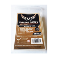 "Magnum Ultra-Fit ""7 Wonders"" Card Sleeves - Premium (65 x 100mm)"