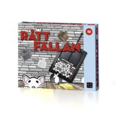 Skadat: Råttfällan stor