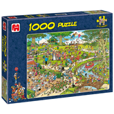 Jan van Haasteren Pussel - The Park 1000 bitar