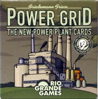 Power Grid: New Power Plant Cards (exp.)