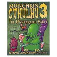 Munchkin Cthulhu 3: Unspeakable Vault