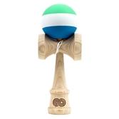 Kaizen 2.0 - Ash - Trip Split - Green White Blue - Silk