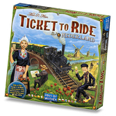 Ticket to Ride: Nederland (Exp.)