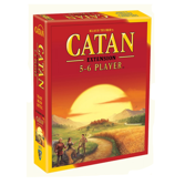 Skadat: The Settlers of Catan (5th edition) - 5 & 6 Player Exp.
