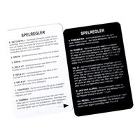 Förfest kortspelet