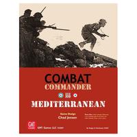 Combat Commander - Mediterranean (Exp.)
