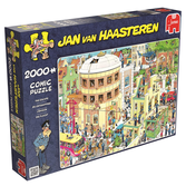Jan Van Haasteren pussel - The Escape  2000 bitar