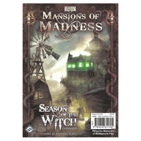 Mansions of Madness: Seasons of the Witch (exp.)