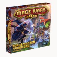 Mage Wars: Forcemaster vs. Warlord (Exp.)
