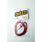Sweets - Premium Strings - Wine/Umber - 2 Pack