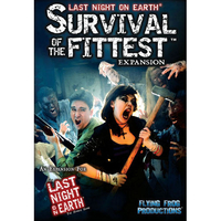 Last Night On Earth: Survival of the Fittest (Exp.)