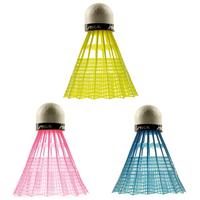 Stiga Badminton bollar (3 st färgade)
