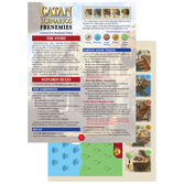 The Settlers of Catan Scenarios - Frenemies of Catan