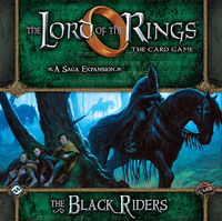 The Lord of the Rings: The Card Game - The Black Riders (exp.)