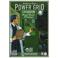 Power Grid: Brazil/Spain & Portugal (exp)