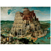 Ravensburger pussel: Brueghels the Elder: Babels Torn 5000 bitar