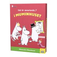 Vad är annorlunda i Muminhuset?