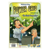 Power Grid: the Stock Companies (Exp.)