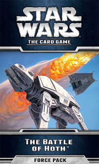 Star Wars: The Card Game (LCG) - The Battle of Hoth (Exp.)