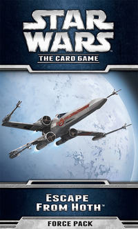 Star Wars: The Card Game (LCG) - Escape from Hoth (Exp.)